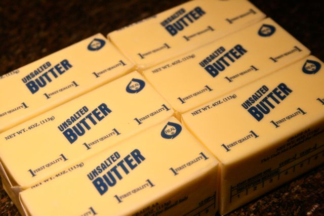 I love you, butter.