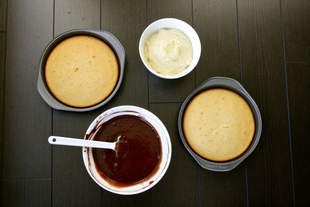 The building blocks of a phenomenal dessert.