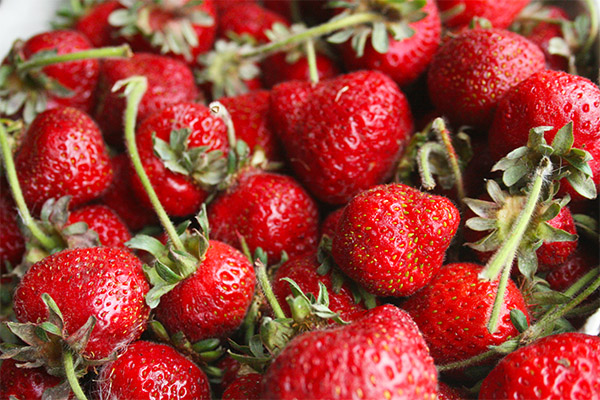 Gorgeous local BC strawberries!