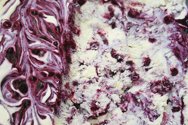 blueberry cheesecake ice cream 7