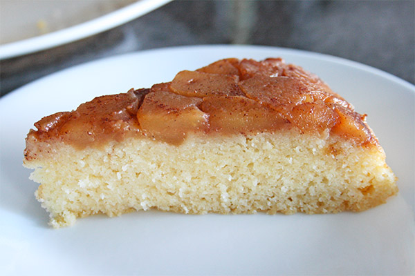 America S Test Kitchen Upside Down Apple Cake Recipe