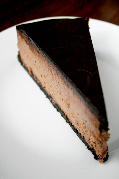 Chocolate Baileys cheesecake | gotta get baked