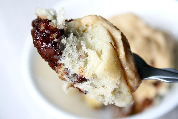 Chocolate Peanut Butter Cinnamon Rolls for Chocolate Peanut Butter Day   gotta get baked