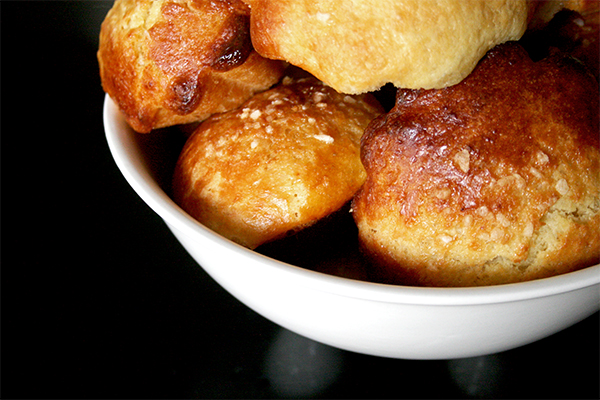 Caramilk stuffed no knead brioche | gotta get baked