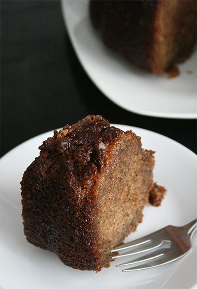 Earl grey rum cake | www.gottagetbaked.com