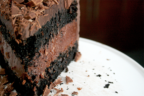 Chocolate Nutella Cheesecake Cake | www.gottagetbaked.com