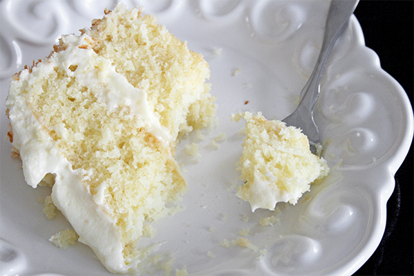 Coconut Layer Cake for an @UrbanBakes Guest Post | www.gottagetbaked.com