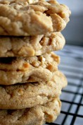 Soft peanut butter cookies | www.gottagetbaked.com