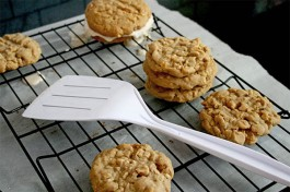 Soft peanut butter cookies   www.gottagetbaked.com