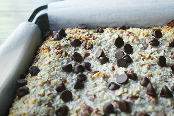 German chocolate cookie bars | www.gottagetbaked.com