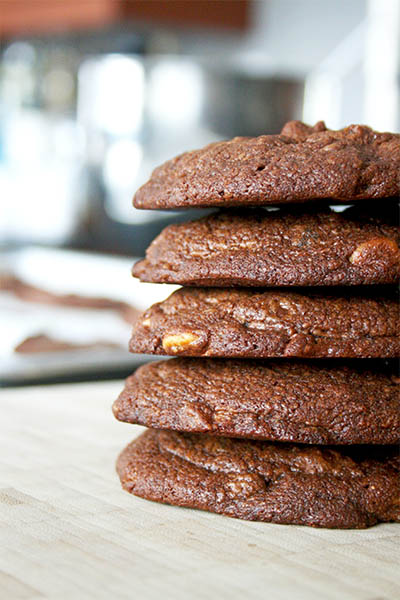 Chocolate Orange Ginger Cookies for Cookie of the Month | gotta get ...