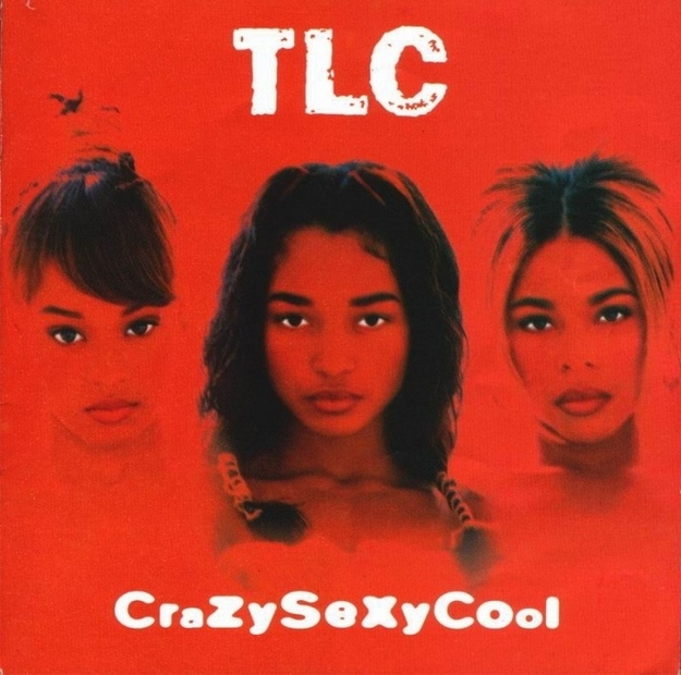 TLC album cover Crazy Sexy Cool