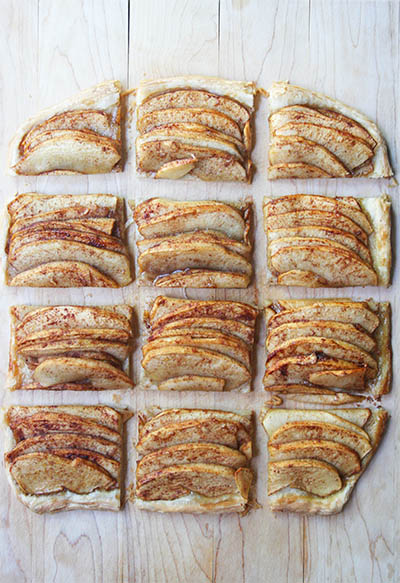 Easy apple tart | www.gottagetbaked.com